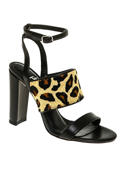 Black Pepper Ayakkabı Leopar